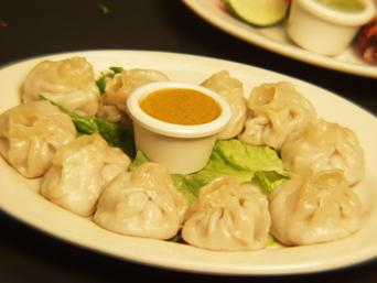 Nepali Momo (Nepalese Meat Dumplings)