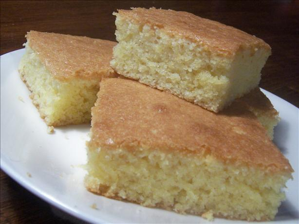 Grandmother's Cornbread