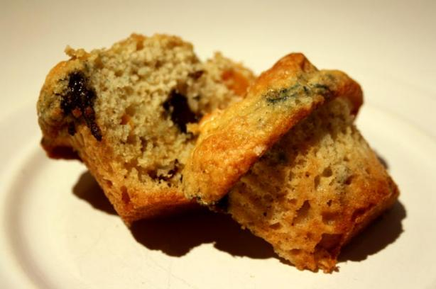 Karen's Blueberry Yogurt Muffins
