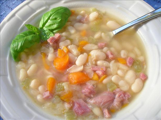 Perfect Ham and Bean Soup