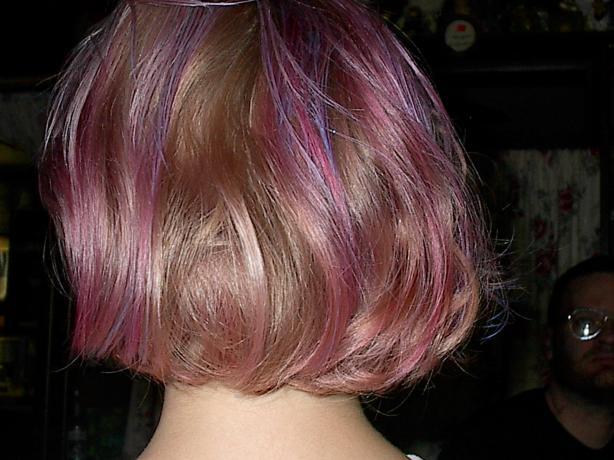 Very Cool Koolaid Hair Dye