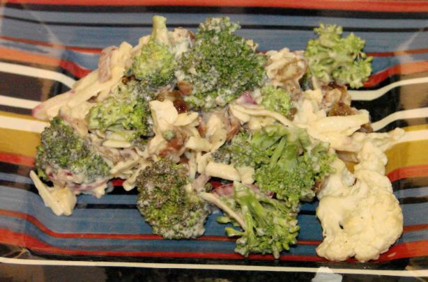 Jackie's Famous Broccoli Salad