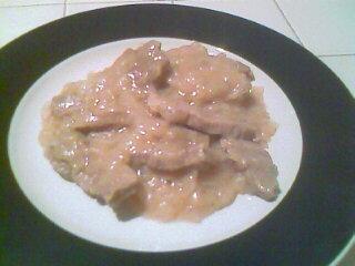 Zwiebelfleisch (onion Beef)