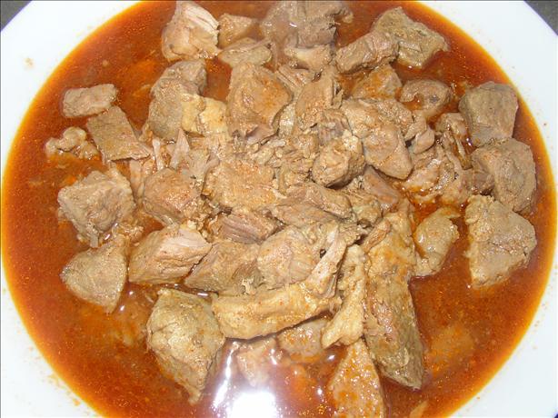 Pork Taco Meat
