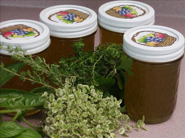 Mediterranean Herb Oil