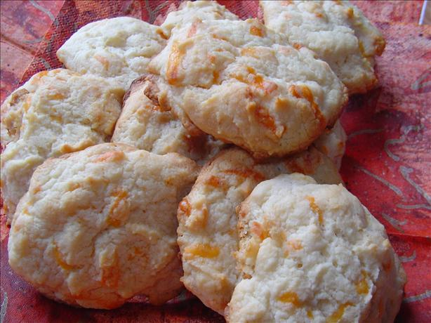 Cheesy Drop Biscuits
