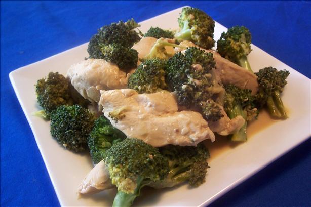 Chicken and Broccoli Dijon