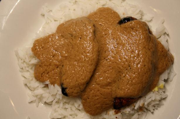 Indonesian Chicken
