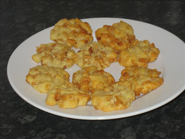 Cheddar Cheese Krispies
