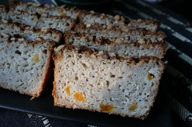 Mango-Apricot Bread