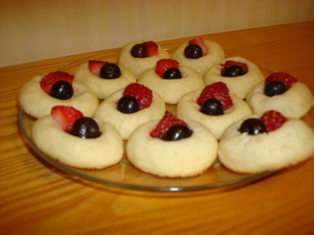 Red, White 'n' Blue Cookies