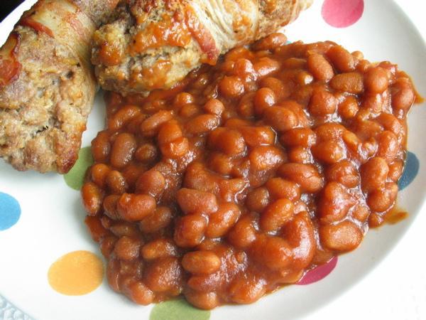Kahlua Baked Beans
