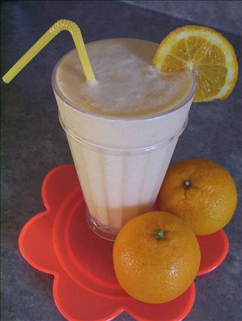 Perfect Orange Julius Clone