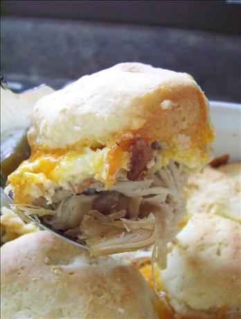 Turkey Club Casserole