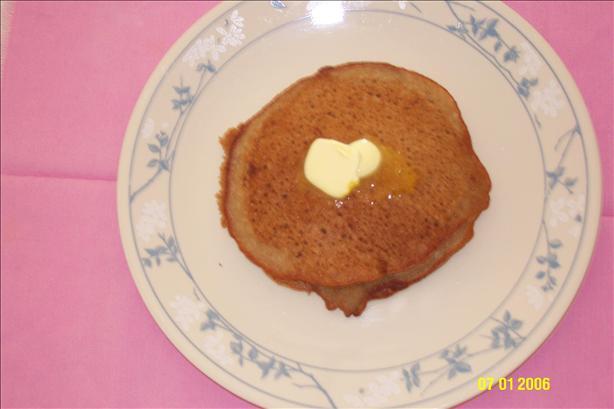 Cola Pancakes