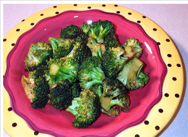 Ginger Broccoli