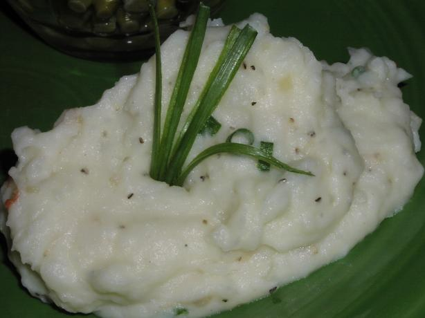 Garlic Asiago Mashed Potatoes