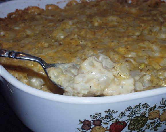 Deluxe Potato casserole