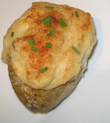 boursin twice baked potatoes