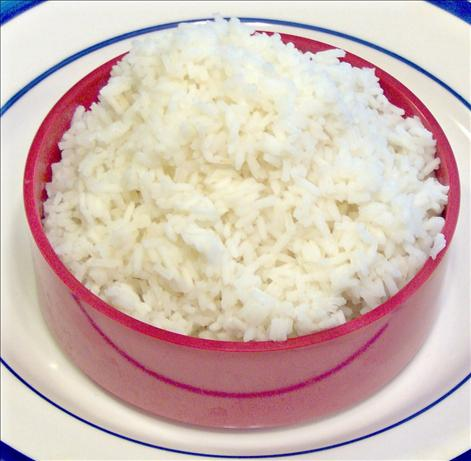 Delicious Korean Steamed White Rice