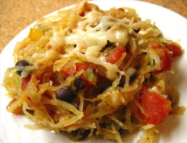 Southwest Spaghetti Squash