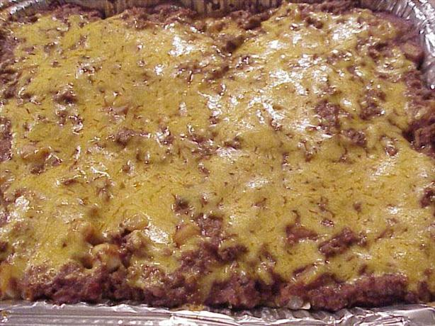 Potato Sloppy Joe Bake