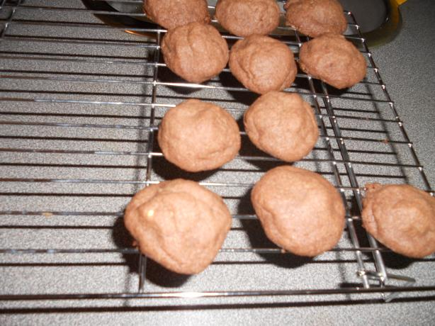 Cocoa Kiss Cookies