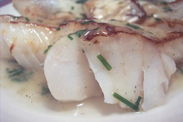 Honey Chive Codfish