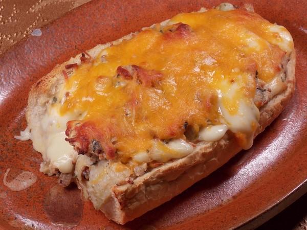 Gourmet Garlic Loaf - Over the Top Garlic Bread!