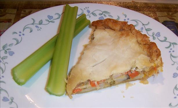 Deliciously Simple Chicken Pot Pie