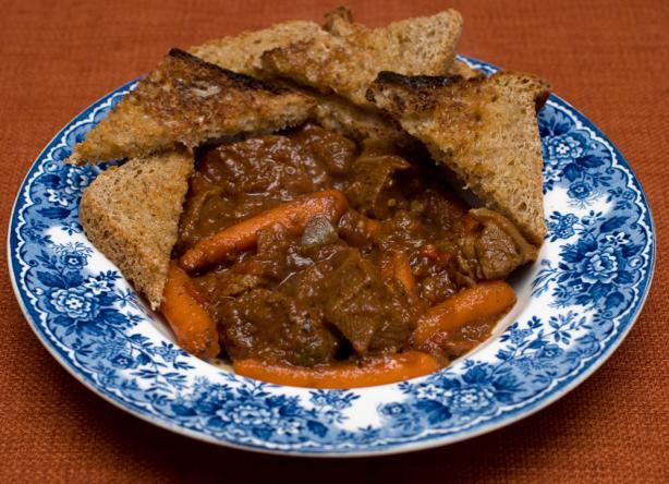 Mahogany Beef Stew
