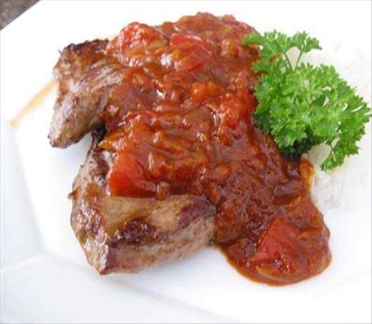 Monkeygland Sauce for Steak