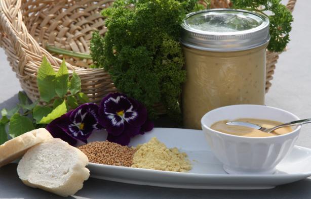 Delicious Homemade Dijon Mustard