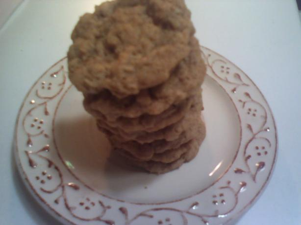 Cookies With a Crunch