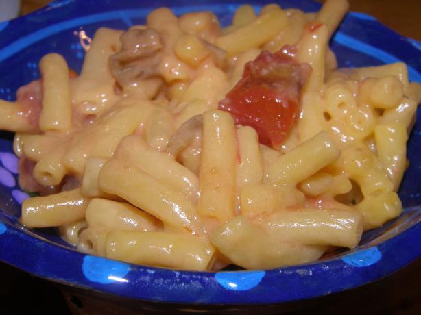 My Favorite Macaroni and Cheese