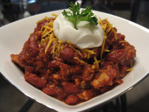 Ground Turkey Chili For People Who Hate Ground Turkey