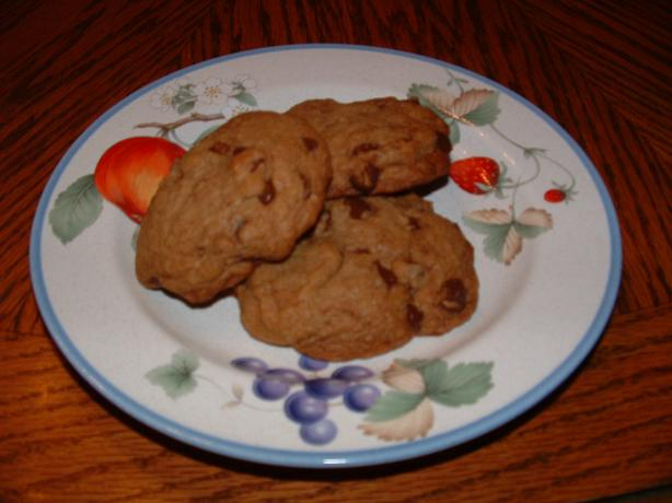 Alton Brown's Chewy Cookies