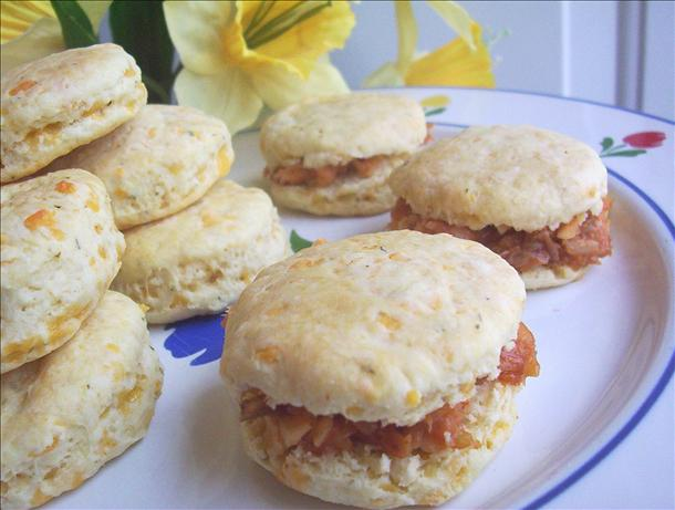 Tiny Appetizer Biscuits