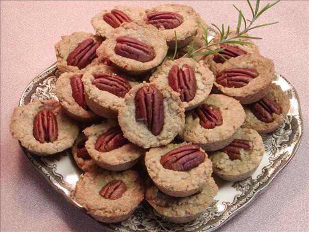 Rosemary Pecan Cookies