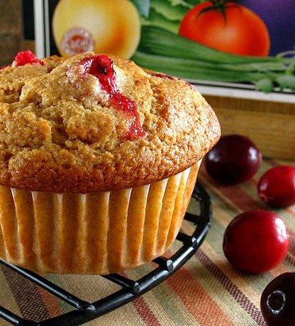 Cranberry-Orange Muffins