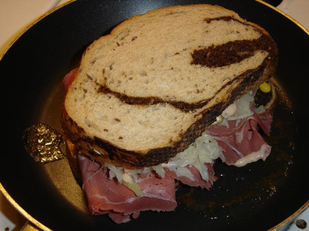 New York Toasted Reubens