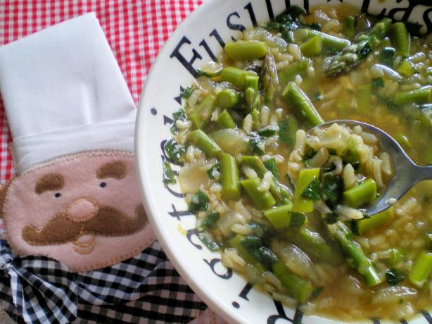 risotto soup