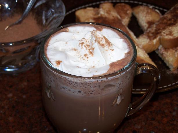 Hot Cocoa Loco