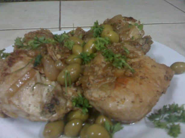 Sabra Chicken