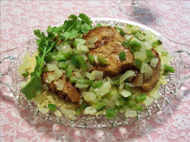 Lime Herb Marinated Chicken