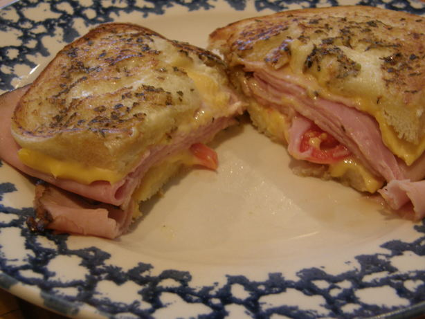 Ham and Cheese Grill