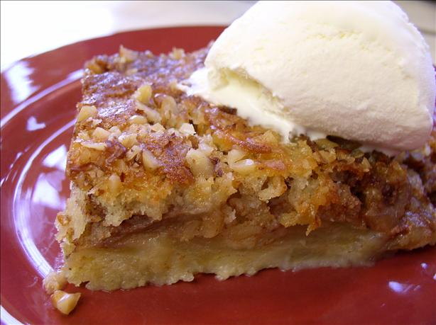 Apple-Walnut Cobbler