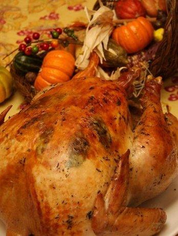 Herb-Seasoned Turkey