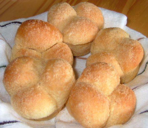 Cornmeal Rolls