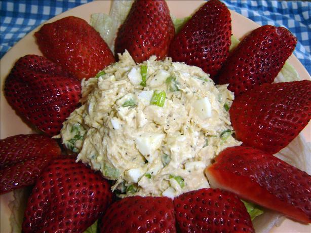Chris' Chicken Salad